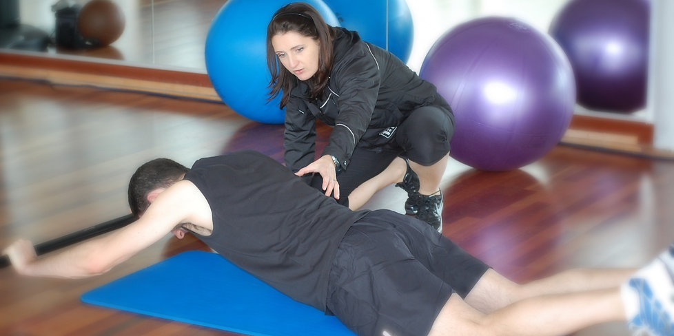 York Female Personal Trainer, Online Training, Soft Tissue Therapy