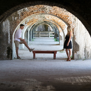 Fort Pickens, Florida Engagement
