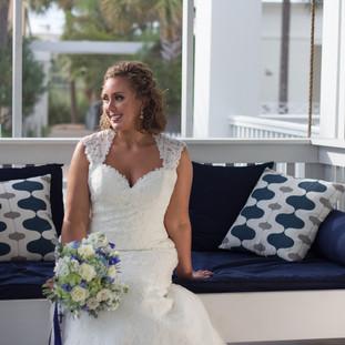 Bridal portrait at Carillon Florida Wedding Photographer