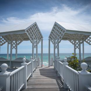 seaside florida photography wedding beach walkover