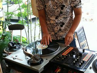 音楽と珈琲と、営業と❕(1)