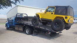 Showtime Tow Jeep 2