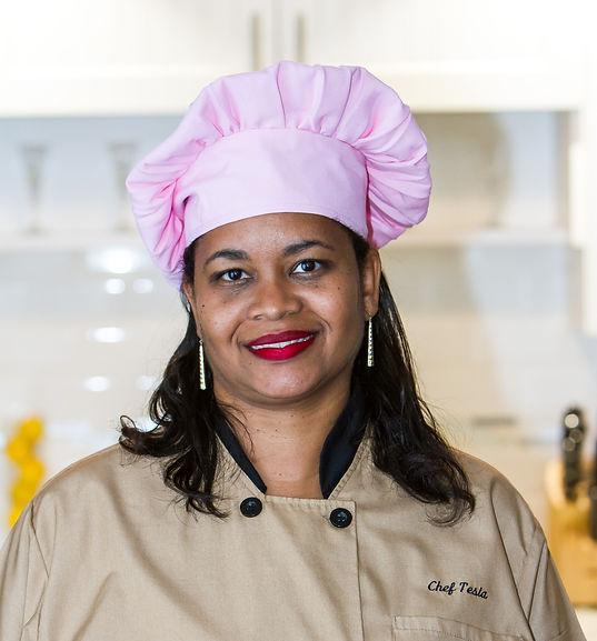 Chef Tesia