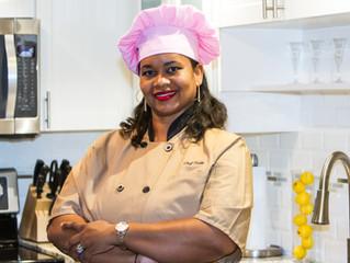Chef Tesia's new culinary Blog!!!