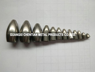 Tungsten Alloy Bullet Shape