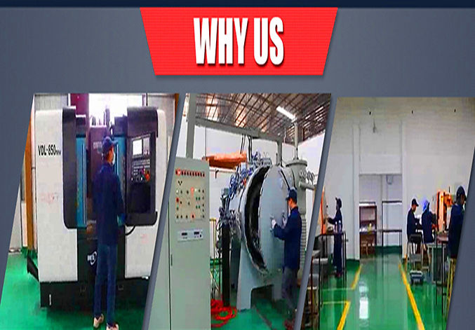 The World's Leading Tungsten Alloy Manufacturing Expert