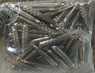 Tungsten Alloy Water Drop Shape