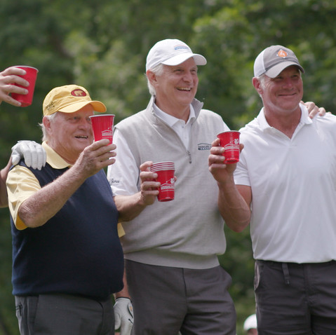 2019 Celebrity Foursome at the AmFam Championship