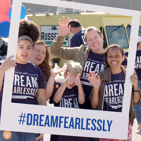 AmFam - One Saturday to Dream Fearlessly