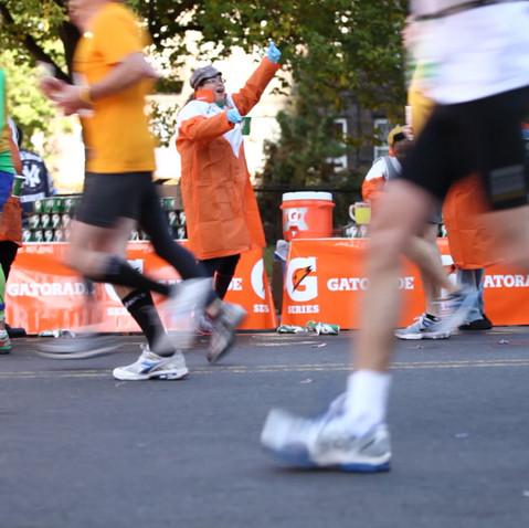 "Gatorade - ""Inside Endurance"" - NYC Marathon"
