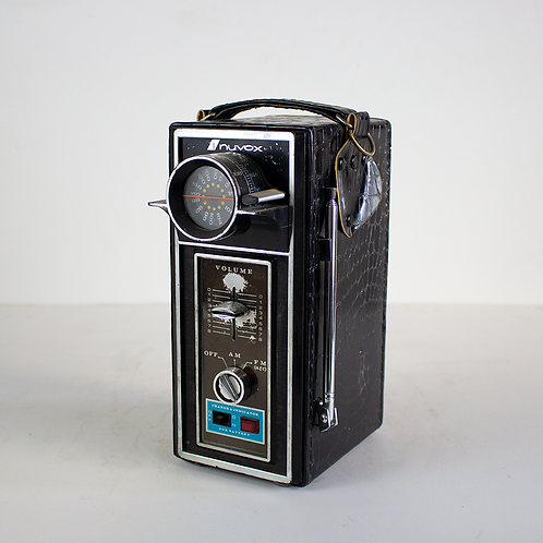 Nuvox Dash Dial Radio 1970s