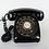 Thumbnail: Black Rotary Phone