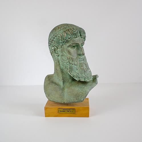 Bust of Poseidon