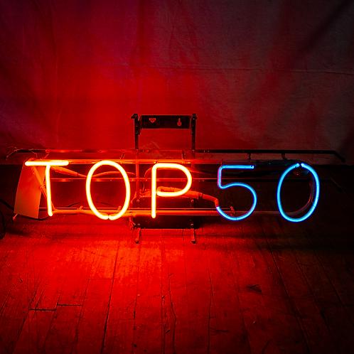 TOP 50 Neon Sign