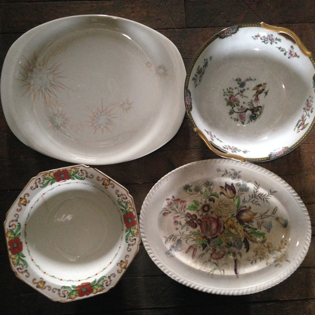 Serving Dishes, dishware