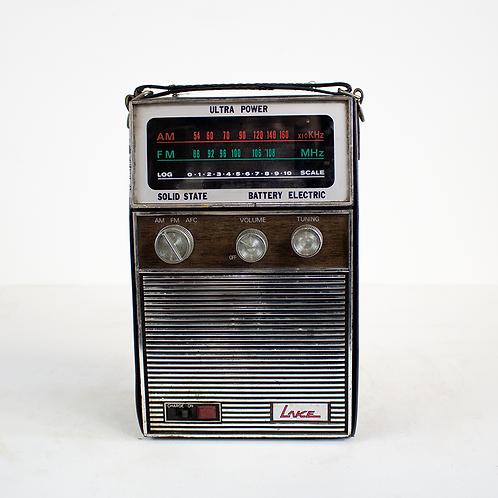 Ultra Power Portable Camp Radio