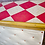Thumbnail: White & Red Tufted Mini Bar