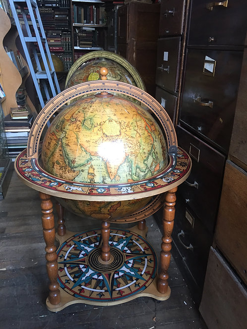 Large Standing Globe