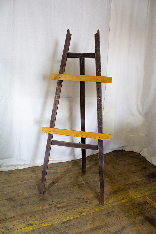 Two Tone A Frame Easel