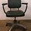 Thumbnail: Green Swivel Office Arm Chair Steelcase