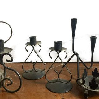 Candle holders small