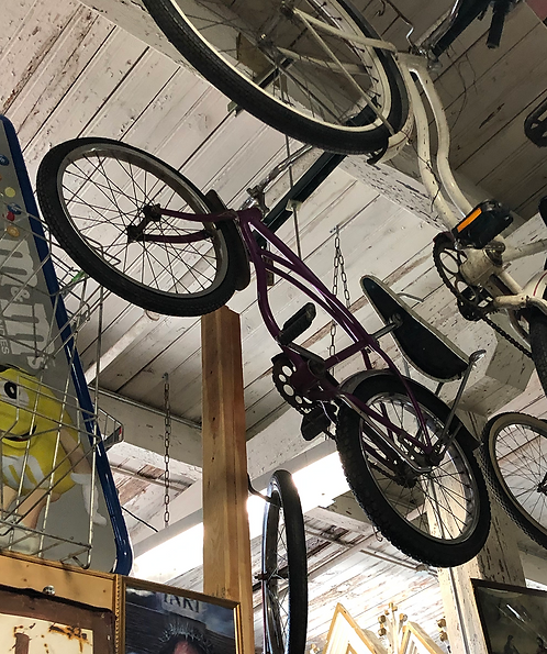 Purple Kid's Bike