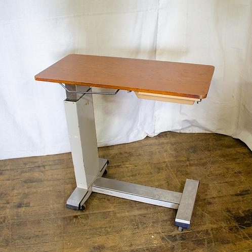 Overbed Hospital Bedside Table