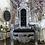 Thumbnail: Silver & Black Lions Head Throne