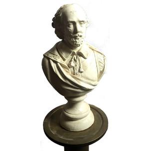 Bust of Shakespeare