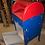 Thumbnail: Red & Blue Mailbox