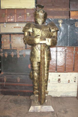 Gold Knight Armor