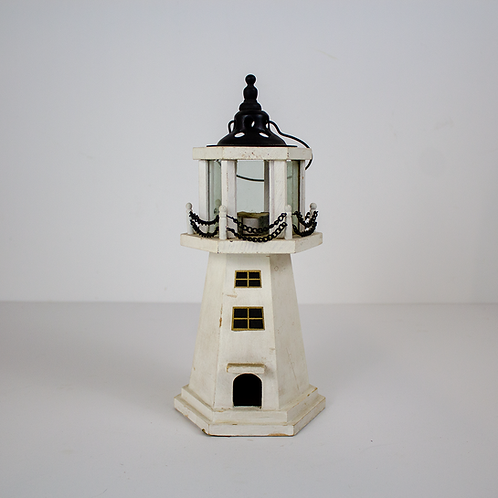 Lighthouse Votive Candle Holder