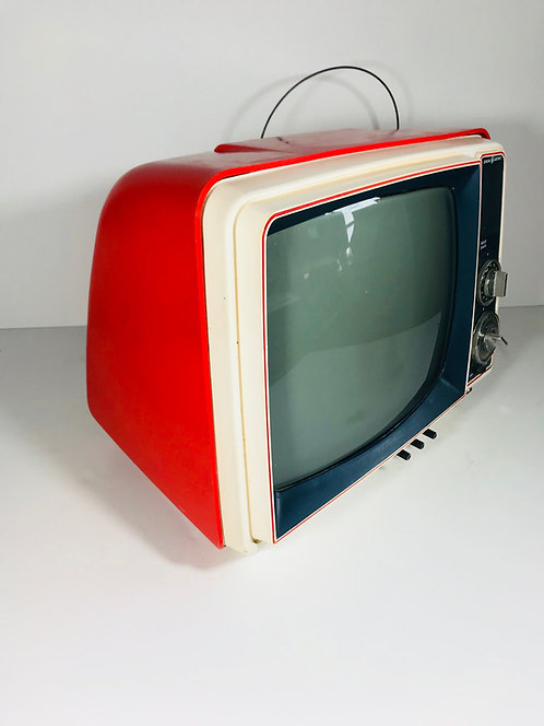 General Electric Tube Television Set