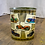 Thumbnail: Vintage Automobiles Double Sided Gold Trash Can