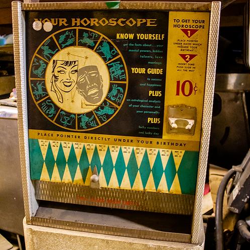 Horoscope Vending Machine