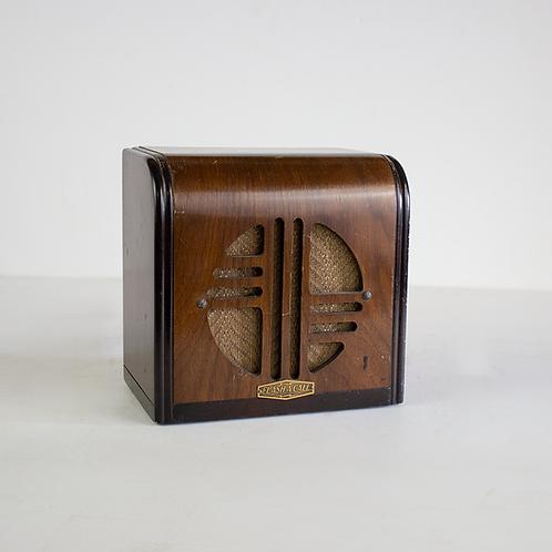 1940s Intercom Speaker