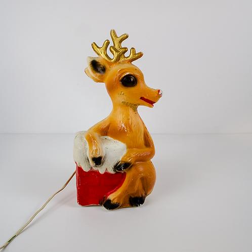 Reindeer Christmas Light