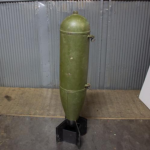 Green Free-Fall Bomb