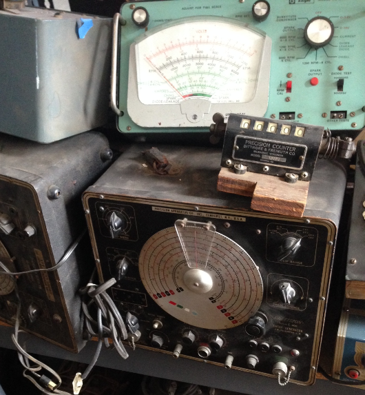 vintage apparatus
