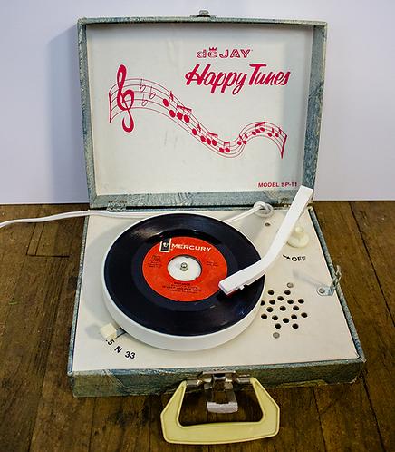 deJay Happy Tunes Record Player