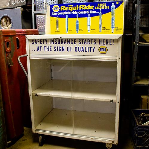 Nappa Auto Shop Display Cart