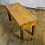 Thumbnail: Simple Wooden Bench
