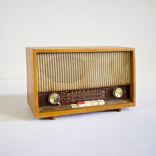 Grundig Majestic 1950s Radio