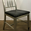Thumbnail: Barred Back Black Seat Office Chair Steelcase