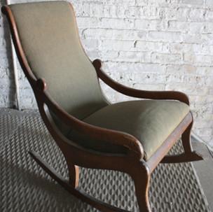 1940's Rocking Chair  $50.00 per week rental