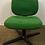 Thumbnail: Low Green Office Swivel Chair
