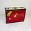 Thumbnail: Red and White Luggage Case
