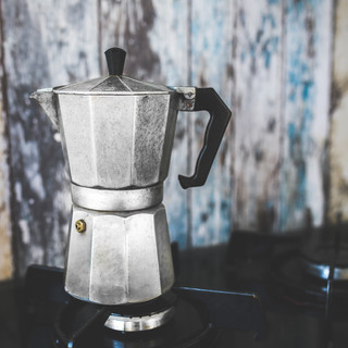 Italian Stovetop Coffee Maker, Moka pot