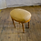 Thumbnail: Burlap Cushion Short Stool