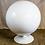 Thumbnail: MCM Ball Chair White/Yellow